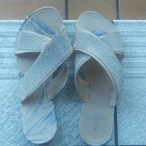Marvel sandals